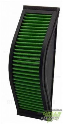 GREEN Bike Filter - MK0510 - KAWASAKI ZX 10 R NINJA - 1000ccm - Bj.: 04->07