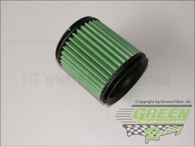 GREEN Bike Filter - MK0532 - KAWASAKI ZRX1200 /S/R  - 1200ccm - Bj.: 01->05