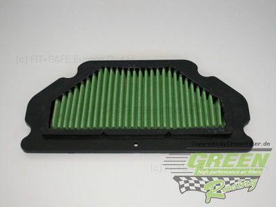GREEN Bike Filter - MK0554 - KAWASAKI ZX6RR NINJA - 600ccm - Bj.: 03->04