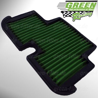 GREEN Bike Filter - MK0582 - KAWASAKI ER 6 N - 600ccm - Bj.: 06->08
