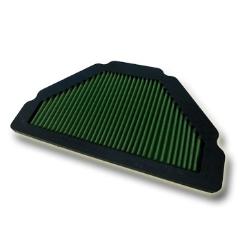 GREEN Bike Filter - MK0592 - KAWASAKI ZX6R NINJA - 600ccm - Bj.: 95->97