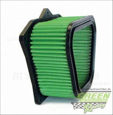 GREEN Bike Filter - MS0467 - SUZUKI GSX 1300R HAYABUSA - 1300ccm - Bj.: 99->06
