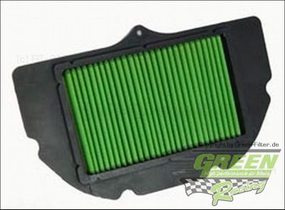 GREEN Bike Filter - MS0480 - SUZUKI GSX-R 600 - 600ccm - Bj.: 00->03