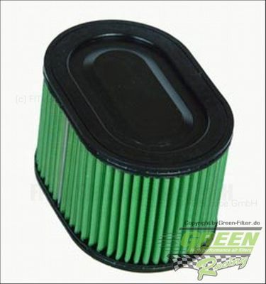 GREEN Bike Filter - MS0489 - CAGIVA 1000 V RAPTOR - 1000ccm - Bj.: 00->