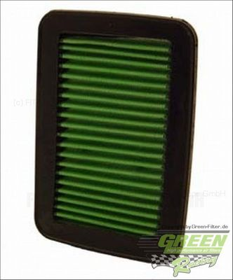 GREEN Bike Filter - MS0516 - SUZUKI GSF 650 BANDIT N/ S  - 650ccm - Bj.: 05->08