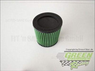 GREEN Bike Filter - MT0515 - TRIUMPH BONNEVILLE T100 - 900ccm - Bj.: 05->