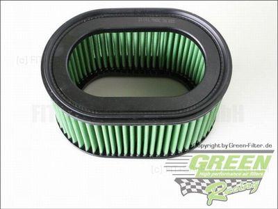 GREEN Bike Filter - MT0535 - TRIUMPH DAYTONA 955/955IE - 955ccm - Bj.: 02->05