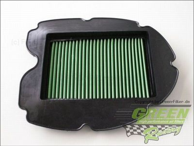 GREEN Bike Filter - MY0482 - YAMAHA TDM 900 - 900ccm - Bj.: 02->
