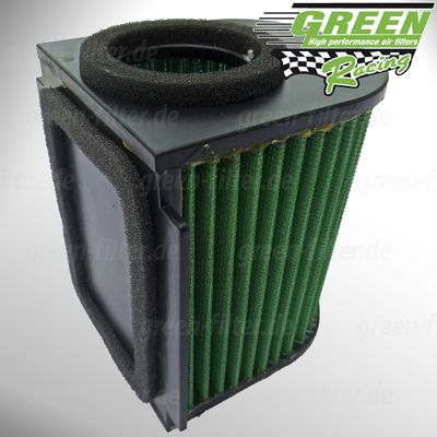 GREEN Bike Filter - MY0487 - YAMAHA XJR 1200 - 1200ccm - Bj.: 95->01