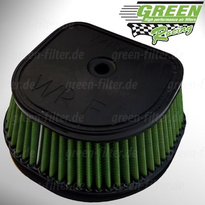 GREEN Bike Filter - MY0488 - YAMAHA WR 450 F - 450ccm - Bj.: 03->07 – Bild 1