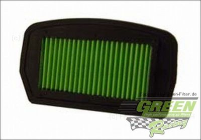 GREEN Bike Filter - MY0491 - YAMAHA FZS 600 FAZER - 600ccm - Bj.: 04->