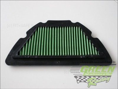 GREEN Bike Filter - MY0524 - YAMAHA R1 YZF 1000  - 1000ccm - Bj.: 04->06