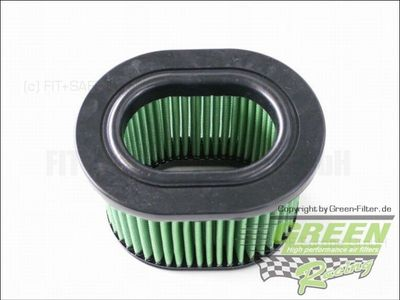 GREEN Bike Filter - MY0542 - YAMAHA YZF 1000R / THUNDERACE - 1000ccm - Bj.: 96->01