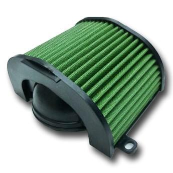 GREEN Bike Filter - MY0585 - YAMAHA XV1600 ROAD STAR  - 1600ccm - Bj.: 99->03