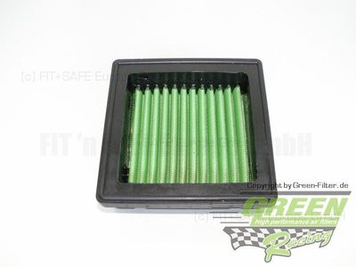 GREEN Bike Filter - PSC004 - YAMAHA GTS 1000/A - 1000ccm - Bj.: 93->98