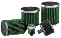GREEN Universal Filter - 15 mm Anschluss, D2= 35, D3= 35, H= 50 mm