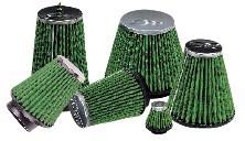 GREEN Universal Filter - 75 mm Anschluss, D2= 120 , D3= 100 , H= 130 mm