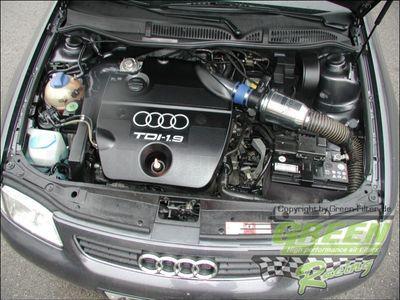 GREEN Speed'R'Kit - ST010 -  für VW BORA 1,9L  TDI mit 85kW / 115PS - Baujahr: 98 - 01