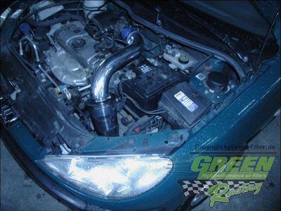 GREEN Speed'R'Kit - ST012 -  für PEUGEOT 206 1,4L i  XR XT XS mit 55kW / 75PS - Baujahr: ab 98