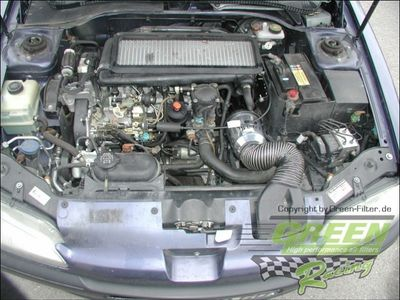 GREEN Speed'R'Kit - ST019 -  für PEUGEOT 306 1,9L TD (plastic air box) with ABS mit 66kW / 90PS - Baujahr: ab 98