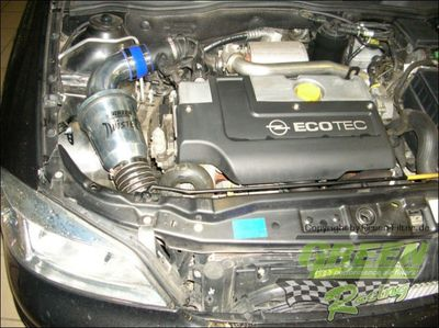 GREEN Speed'R'Kit - ST066 -  für OPEL ASTRA G 2,0L DTI  16V mit 74kW / 100PS - Baujahr: 98 - 04