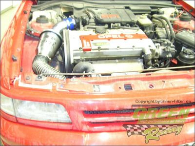 GREEN Speed'R'Kit - ST079 -  für OPEL CALIBRA 2.0L i  16V (non catalisé) mit 110kW / 150PS - Baujahr: 90 - 94