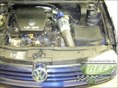 GREEN Speed'R'Kit - ST083 -  für AUDI A3 (8L1) 1,6L mit 74kW / 100PS - Baujahr: 96 - 03