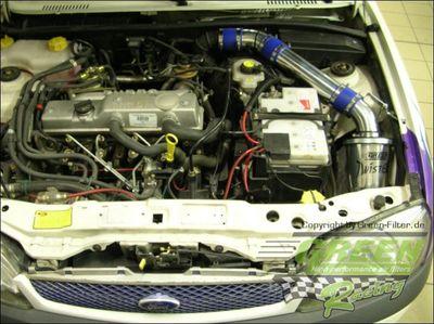 GREEN Speed'R'Kit - ST096 -  für FORD FIESTA IV 1.8L TD Di mit 55kW / 75PS - Baujahr: 99 - 02