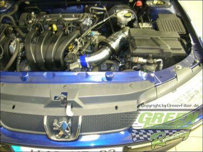GREEN Speed'R'Kit - ST099 -  für PEUGEOT 406 1,8L i 16V mit 82kW / 112PS - Baujahr: 96 - 00
