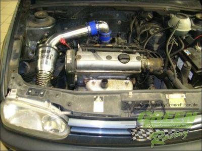 GREEN Speed'R'Kit - ST100 -  für VW GOLF 3 1,4L i  multipoint mit 44kW / 60PS - Baujahr: ab 92