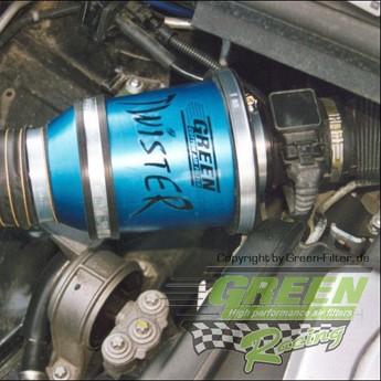 GREEN TWISTER-Kit  - DW001 -  für OPEL ZAFIRA - 1,8L 16V écotec mit 85kW / 115PS - Baujahr: ab 99