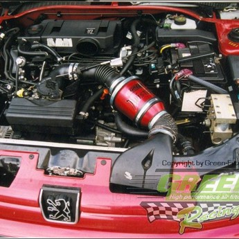 GREEN TWISTER-Kit  - DW005 -  für PEUGEOT 306 - 2,0L XSI with ABS mit 97kW / 132PS - Baujahr: ab 97