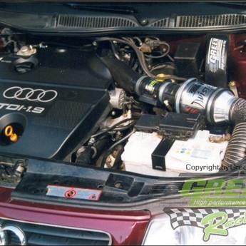 GREEN TWISTER-Kit  - DW021 -  für VW BORA - 1,9L  TDI mit 81kW / 110PS - Baujahr: 98 - 02