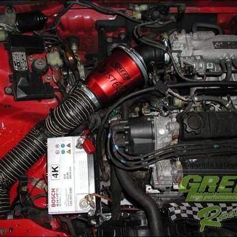 GREEN TWISTER-Kit  - DW067 -  für HONDA CRX - 1.6L i 16V ( ED9) mit 96kW / 130PS - Baujahr: 88 - 91