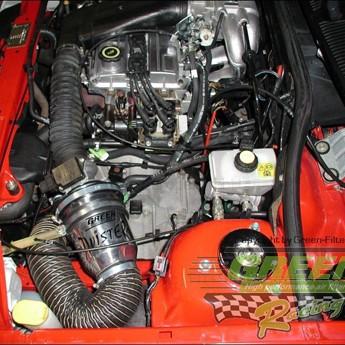 GREEN TWISTER-Kit  - DW084 -  für FORD ESCORT - 1,8L 16V i mit 85kW / 115PS - Baujahr: 95 - 98