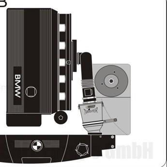 GREEN TWISTER-Kit  - DW129 -  für BMW Z4 (E85) - 2,2L i 16V mit 125kW / 170PS - Baujahr: ab 03