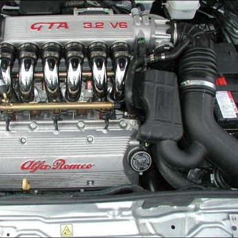 GREEN TWISTER-Kit  - DW146 -  für ALFA ROMEO 156 - GTA sportwagon  3,2L V6 24V mit 184kW / 250PS - Baujahr: ab 01