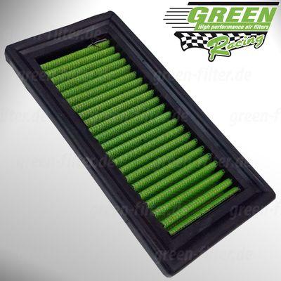 GREEN Austauschfilter - P315158 - für FIAT - Uno (146A/E) - 1.0L 45 - Baujahr: 8/85 > 9/92 - 44/45 PS - 33-2544
