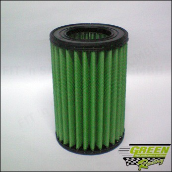 GREEN Austauschfilter - R727396 - für FORD - Fiesta III (GFJ) - 1.4i Kat.       - Baujahr: 3/89 > 12/95 -   71/73 PS - E-9091