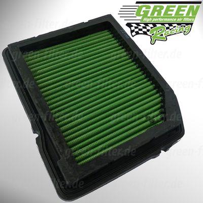 GREEN Austauschfilter - P423279 - für HONDA - CRX - 1.6i (V-tec) - Baujahr: 10/89 > 2/92 - 150 PS - 33-2061