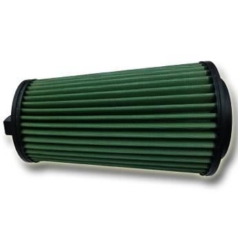 GREEN Austauschfilter - G591020 - für MERCEDES - C-Klasse (S/WS204) - C 200 K Kompressor - Baujahr: 3/07 > 12/09 - 184 PS - E-2011