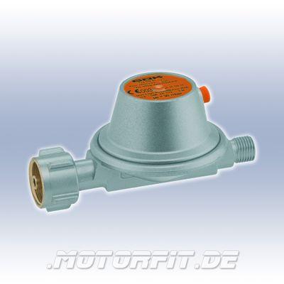 GOK 50mbar Gasdruckregler EN61 1,5kg/h PS16bar Druckminderer Gas Regler 111300