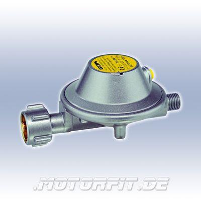 GOK 30mbar Gasdruckregler EN71 1,2kg/h PS 16bar Druckminderer Gas Regler