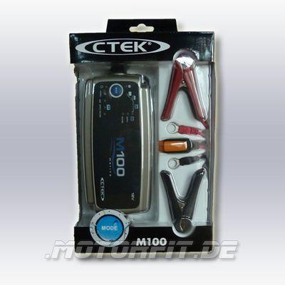 CTEK M100 - 12V/7A Ladegerät – Bild 2
