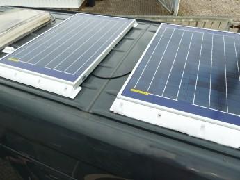 400W (12V) Solar-Profi-Set / Solaranlage (5x80Watt Panels) Set