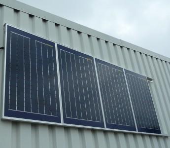 400W (12V) Solar-Profi-Set / Solaranlage ALU Autark Kit Set