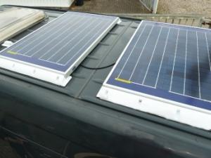 160W (12V) Wohnwagen Solaranlage AUTARK II: 160W Solara Solaranlage Wohnwagen Solar +  280 Watt! MPP-REGLER