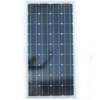 200W (12V) Solar-Profi-Spar-Set / Solaranlage (2 x 100 Watt Panels)