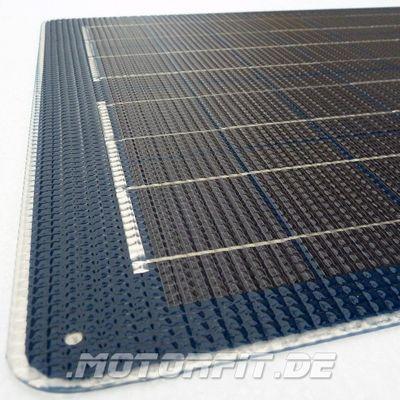 SOLARA Solarmodul M-SERIE S140M42 - 35Wp - Marine - ~140Wh pro Tag - 471x660x2mm – Bild 4