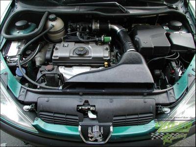 GREEN Airbox - ABPA008 - für Peugeot - 306 - 1.6L  XR XT XS SL SR - 66kW / 90PS - Baujahr: ab 93